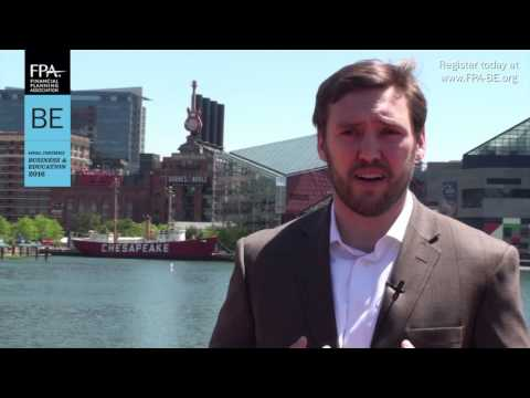 Why attend FPA Annual Conference - BE Baltimore?