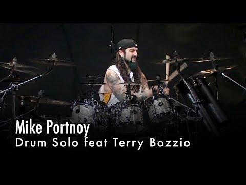Mike Portnoy Drum Solo feat Terry Bozzio