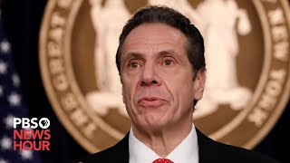 WATCH: New York Governor Andrew Cuomo gives coronavirus update -- April 16, 2020