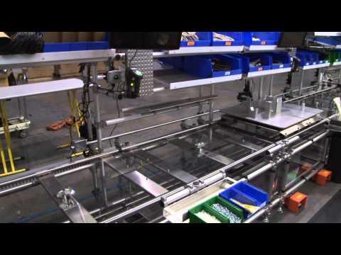 Heavy Duty Cart Lift Systems