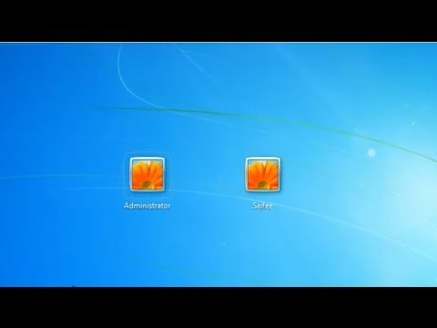 hin windows 7 how to fix an administrator profile