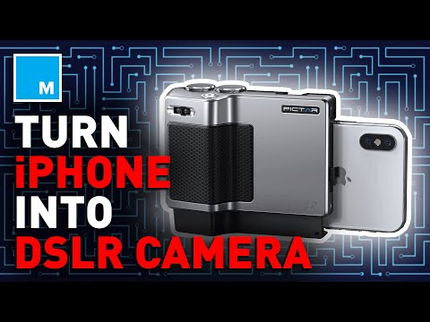 This Gadget Makes Your Phone A DSLR | [FUTURE BLINK]