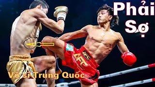 Hai trận thắng của Duy Nhất khiến các võ sĩ Trung Quốc đau  nhớ đời