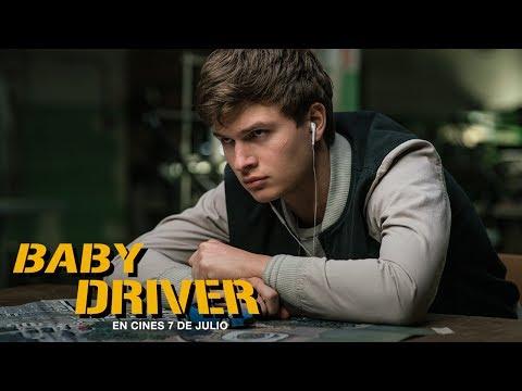 BABY DRIVER. Acelera y no mires atrás, Baby. En cines 7 de julio.
