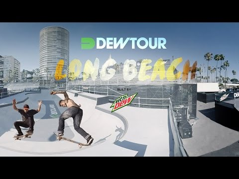 GoPro VR: Dew Tour Bowl Skate Session
