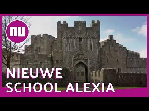 'Prinses Alexia komt in een Harry Potter-kasteel terecht' | NU.nl