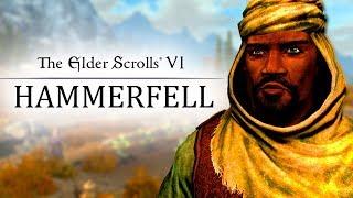 Почему TES VI будет Хаммерфелл? Доказательства найдены в Скайриме! Первая часть!