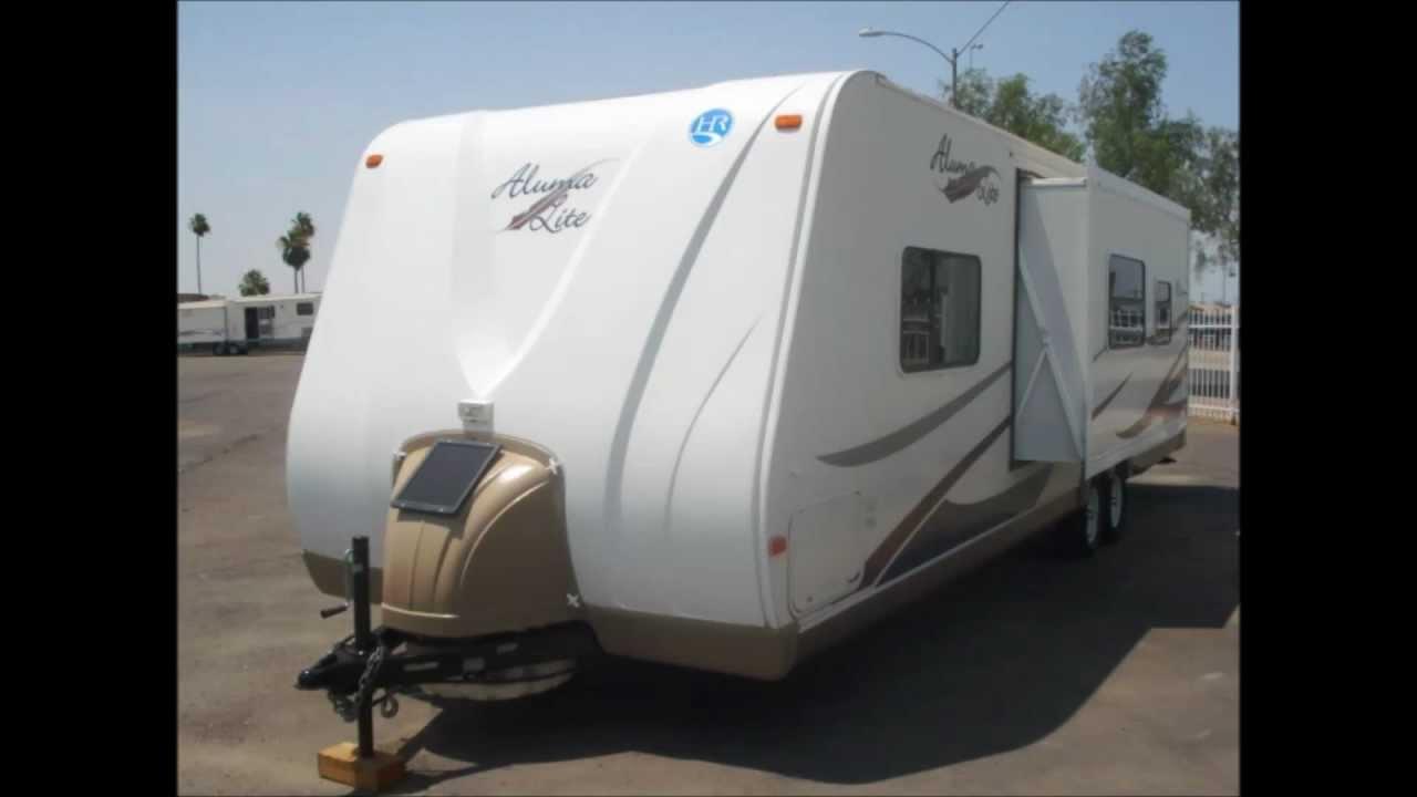2007 Holiday Rambler Alumilite Trailer Arizona Rv