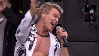 Billy Idol - Rebel Yell -Live at Download Festival  (HD)