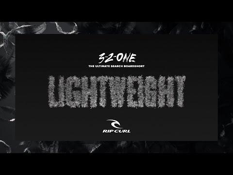 LIGHTWEIGHT | Mirage 3-2-One Boardshort | Rip Curl