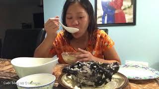 Cuộc Sống Mỹ Vlog 47 ll Nấu Cháo Gà Ác Ăn Bổ Thai Nhi Ở Nhà Tại Mỹ
