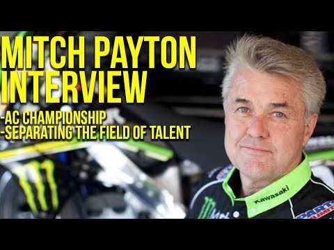 """What makes a good racer a great one"""" Mitch Payton Interview - Motocross Action Magazine"""