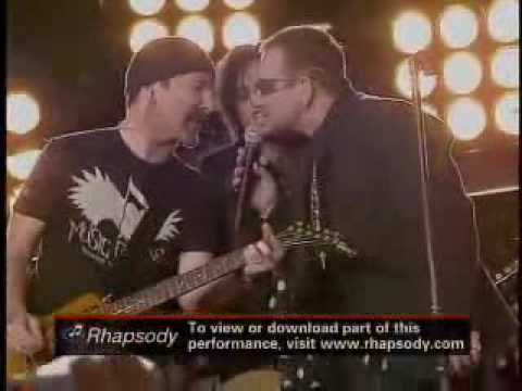 U2 feat Green Day-The Saints Are Coming