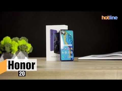 Honor 20 — обзор смартфона photo