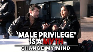 Male Privilege is a Myth | Change My Mind (3rd Edition) | Louder with Crowder