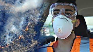 Going BACK in California WILD FIRE! FaZe Evacuation Vlog #2