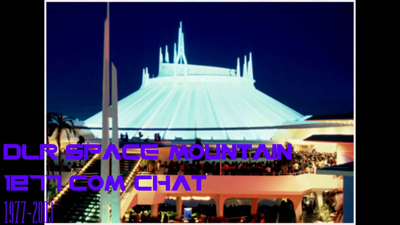 Space Mountain: Soundtrack Collection - YouTube