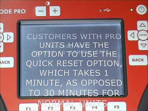 Toyota Rav4 2007MY key coding.wmv