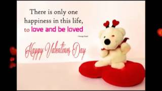 Happy Valentine's Day Quotes & Sayings for Him/Her