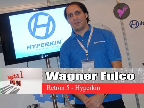Digital FUN - Wagner Fulco - Retron 5