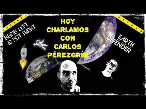 Hoy Charlamos con Carlos Pérezgrín