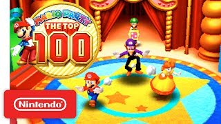 'Mario Party: The Top 100' Official Game Trailer - Nintendo 3DS