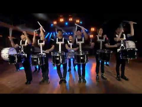 MARCHING DRUMS SHOW - HIP HOP STYLE (A1 LUXURY EVENTS)