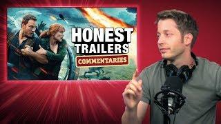Honest Trailers Commentary - Jurassic World: Fallen Kingdom