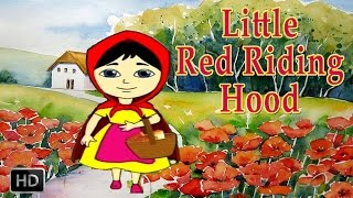 Little Red Riding Hood - Full Story - Grimm's Fairy Tales