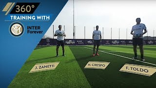 Inter Forever in China | Training challenge in 360 degrees