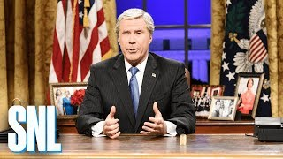 George W. Bush Returns Cold Open - SNL