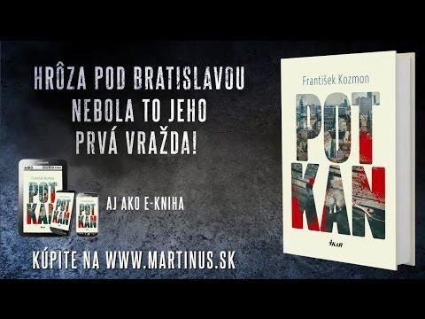 Knižný trailer ku knihe Potkan (František Kozmon)