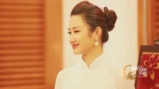 Hoa hậu Thu Ngân tái xuất sau đăng quang