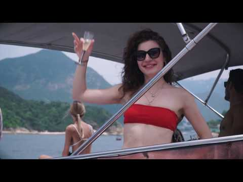 Poseidon Boat Party with Ninetoes