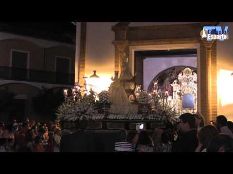 Procesión de la Virgen de los Reyes de Mairena del Alcor 2015