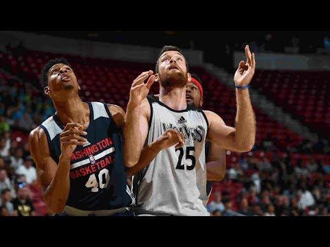 Washington Wizards vs Minnesota Timberwolves
