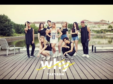 TAEYEON (태연) - WHY dance cover by RISIN' CREW from France