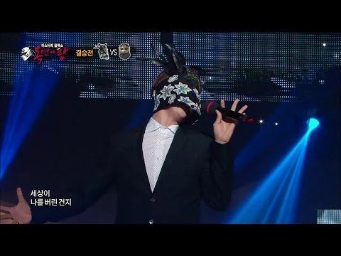【TVPP】Sandeul(B1A4) - Stigma, 산들(비원에이포) - 낙인 @ King of Masked Singer