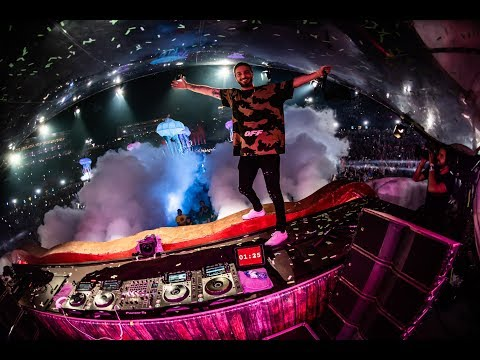 Alesso   Tomorrowland Belgium 2018