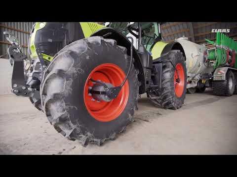 Nedräkning till nyöppning av CLAAS traktorfabrik i Le Mans 5/12