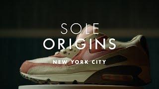 Joe La Puma, DJ Clark Kent, and Jeff Staple On NYC's Most Influential Sneakers   Sole Origins