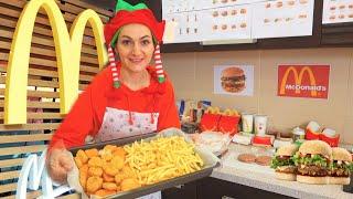 Am DESCHIS McDonalds ACASA