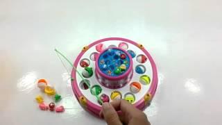do choi cau ca cho be   toy fishing for kids