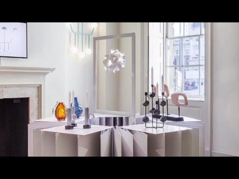 Svenska paviljongen Welcome to Weden på London Design Biennale 2016