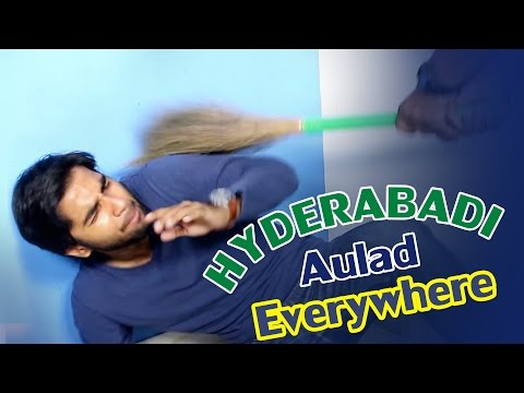 Hyderabadi Aulad Everywhere || Kantri Guyz