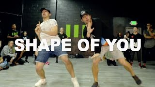 """SHAPE OF YOU"" - Ed Sheeran Dance 