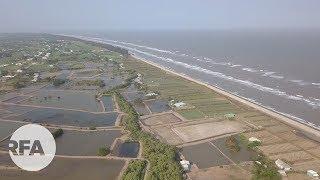 Sụt lún đe dọa vựa lương thực Đồng Bằng Sông Cửu Long