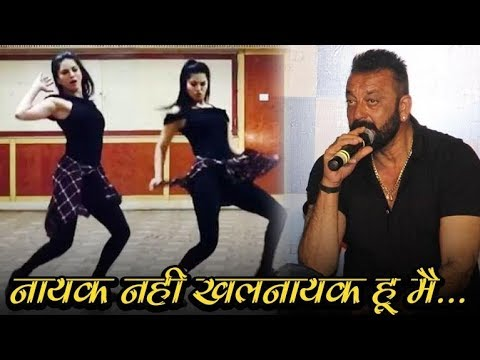 Sunny Leone shares her love for Sanjay Dutt's 'Khalnayak' song!