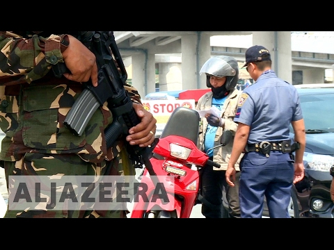 Philippines: Army seeks approval to join 'war on drugs'