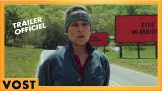 3 billboards, les panneaux de la vengeance :  bande-annonce VOST